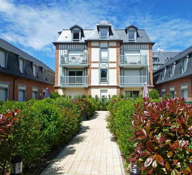 vacances à Deauville